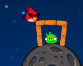 Играть в Angry Birds in Space