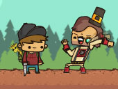 Играть в Super Adventure Pals